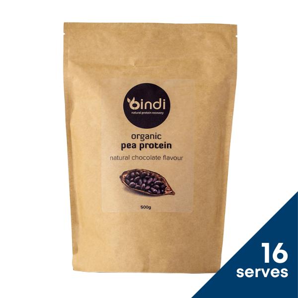 Bindi Protein Chocolate 500g