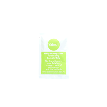 supergreens sample