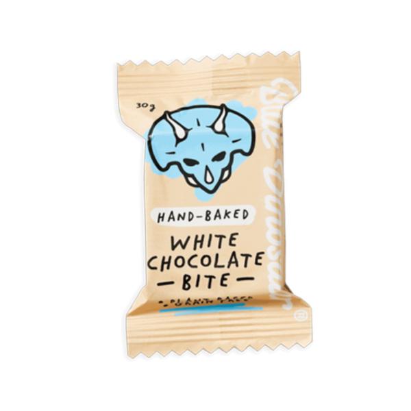 white chocolate energy bar