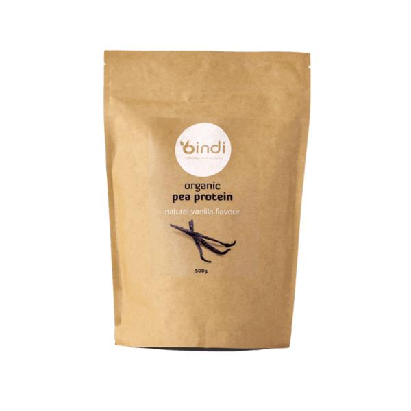 vegan protein powder bag