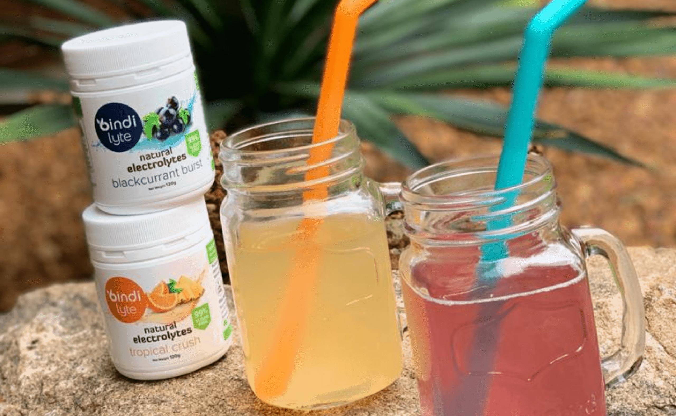 electrolyte sugar free drink
