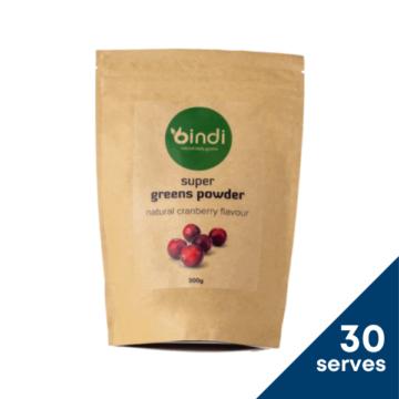 Bindi Super Greens Powder