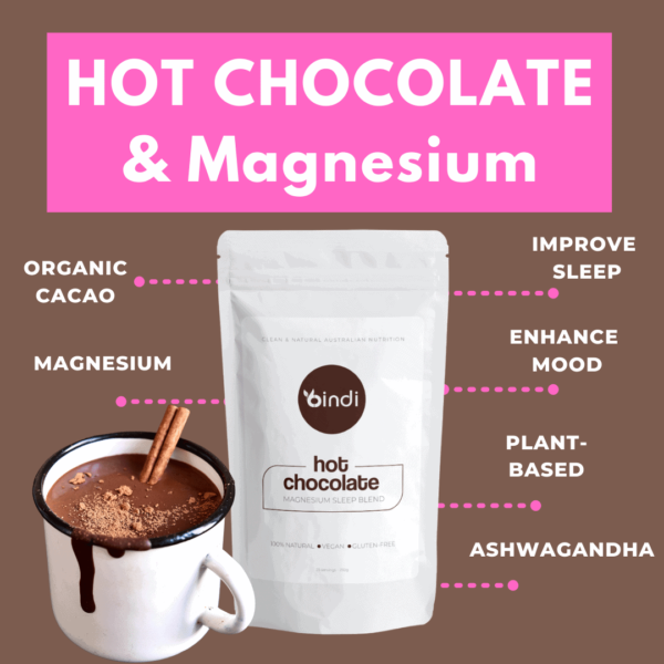 hot choc with magnesium