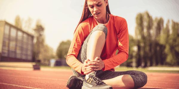runner injured