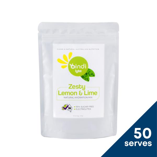 Bindilyte Lemon Lime 300g